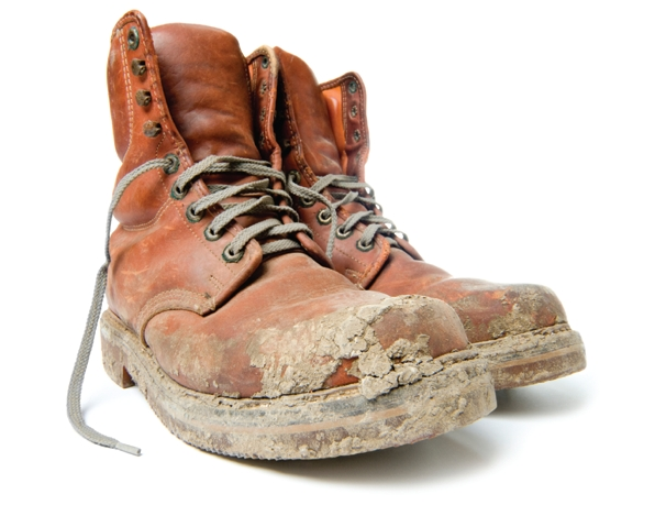 How To Take Care Of Work Boots
