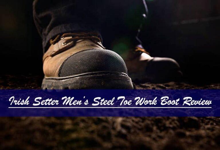 best irish setter work boots