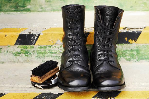Leather Boot Polishing Tips