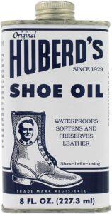 Best Boot Oil