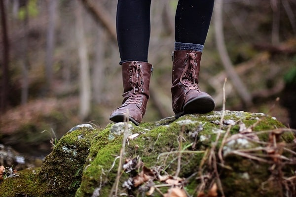 how to break in hunting boots
