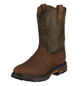"""Workhog"""" 10'' pull-on work boot"""