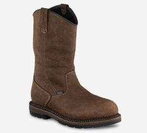"Ramsey"" soft-toe boot"
