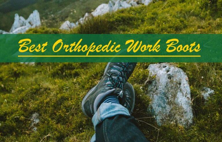 orthopedic work boots near me
