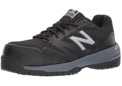 most comfortable composite toe shoes