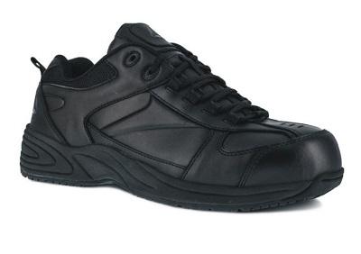reebok mens jorie composite toe oxford work shoe