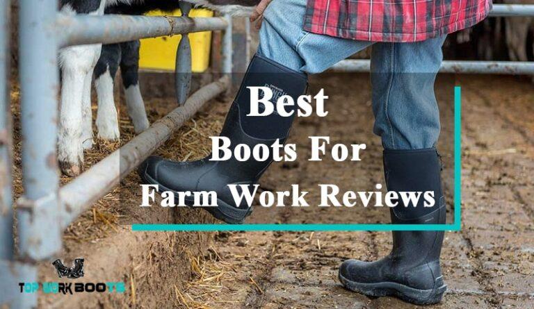 farming boots