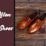 how often to polish leather shoes