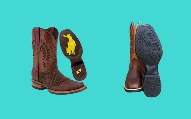 Leather Vs Rubber Sole Cowboy Boots