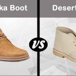clarks chukka vs desert boot review