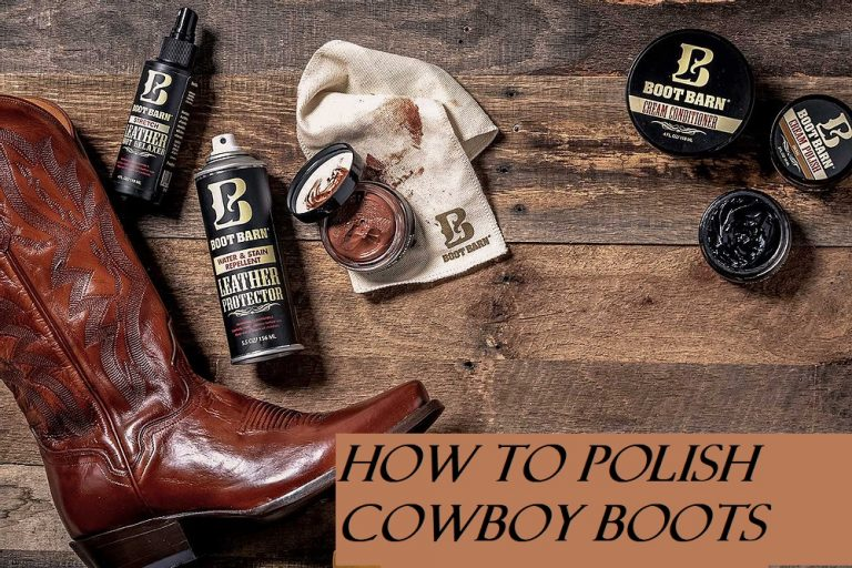 cowboy boot shine kit