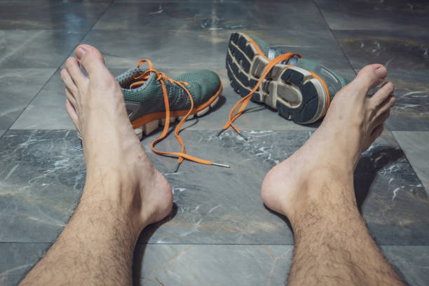 feet sweat in boots