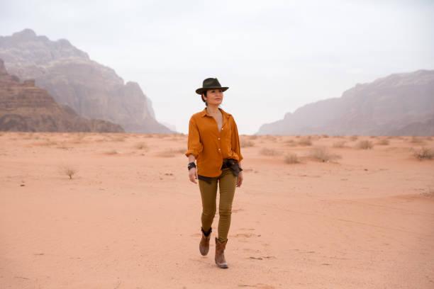 Cowgirl Walk Style