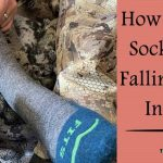 how to keep socks from falling down in boots