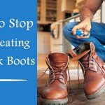 how to stop feet sweating in work boots