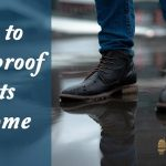 how to make boots waterproof at home