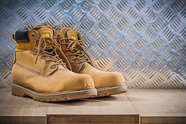 types of work boots